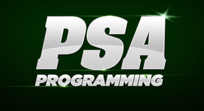 PSA Programming