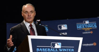 Rob Manfred gave players immunity