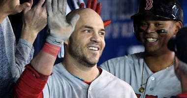 Steve Pearce is unofficially retired