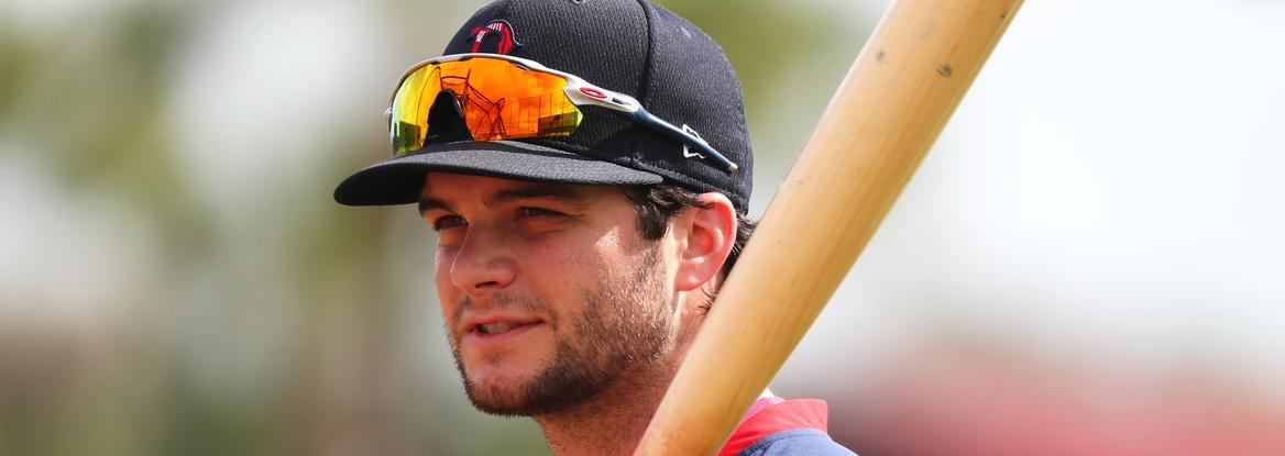 Red Sox notes: Andrew Benintendi likely to get first crack at leading off