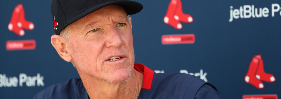 Ron Roenicke explains how Red Sox are finding a 5th starter