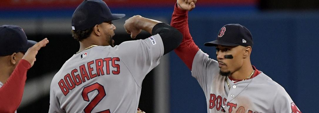 Xander Bogaerts digs in for life without Mookie Betts