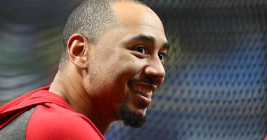 Mookie Betts is getting trade interest