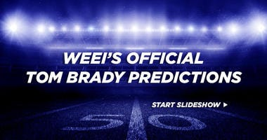 WEEI's Official Tom Brady Predictions