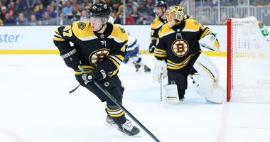 Torey Krug Boston Bruins