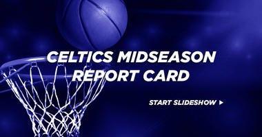 Celtics Midseason Grades