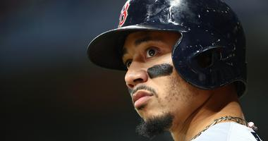 Mookie Betts is looking for a contract