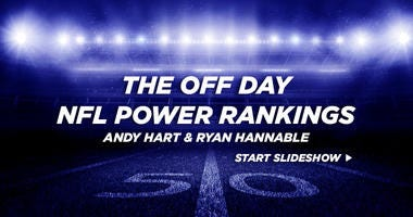 The Off Day Podcast NFL Power Rankings
