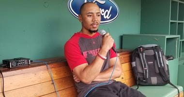 Mookie Betts is in trade rumors