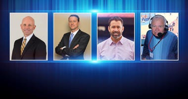 Sean McDonough, Will Flemming, Lou Merloni, Joe Castiglione