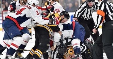 Boston Bruins Washington Capitals