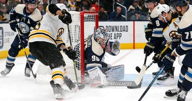 Boston Bruins Columbus Blue Jackets