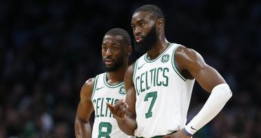 Kemba Walker, Jaylen Brown
