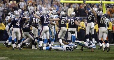 Super Bowl Kick