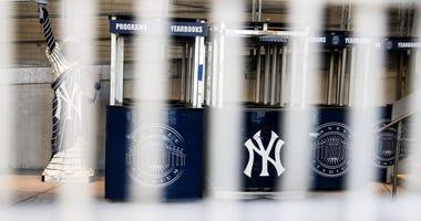 Yankees gate