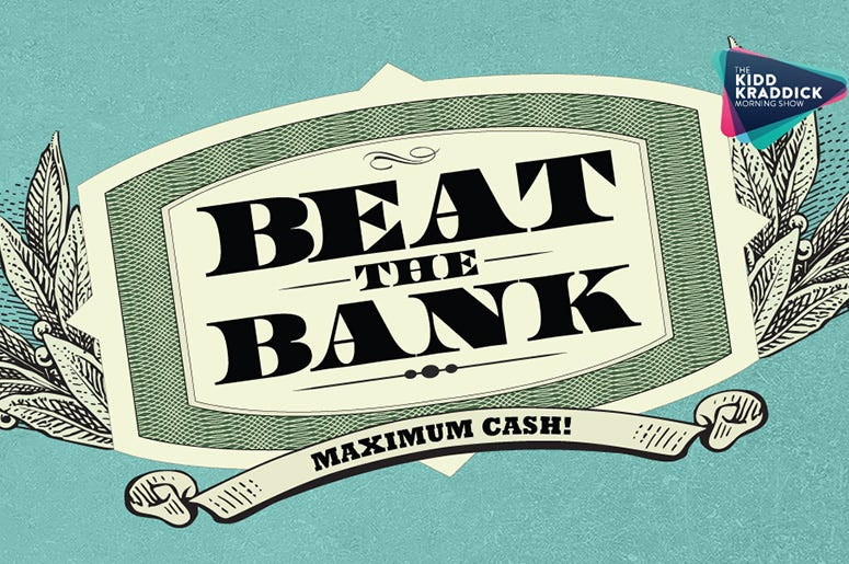 Beat the Bank contest