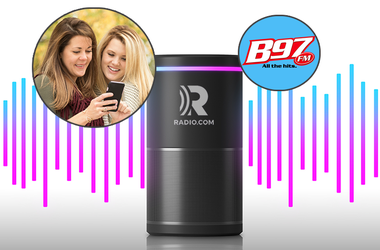 Win a smart speaker for you and your mom