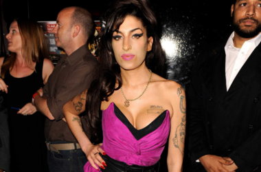 Amy Winehouse attends the 'Psychosis' Screening held at Prince Charles Cinema