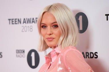 Zara Larsson attending the BBC Radio 1's Teen Awards