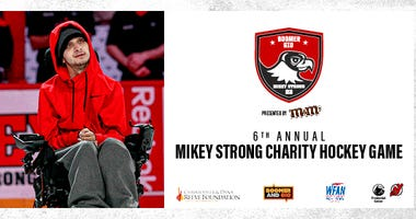 Mikey Strong Charity Hockey Game