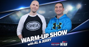 Warm Up Show with Al & Jerry