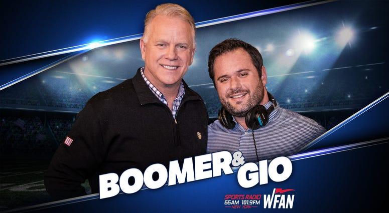 Boomer and Gio