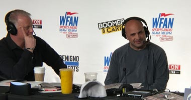 Boomer Esiason and Craig Carton
