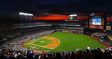 General view of Citi Field