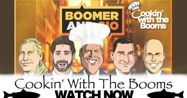 Cooking with Boomer