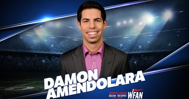 Damon Amendolara on WFAN