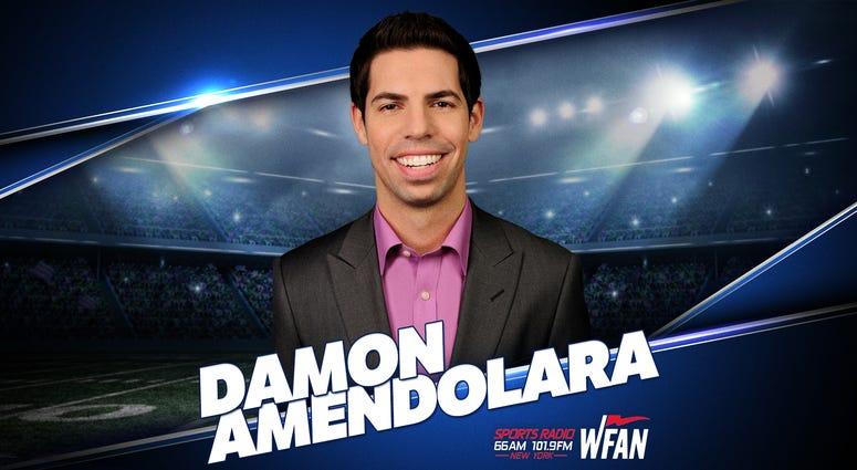 Damon Amendolara on WFAN
