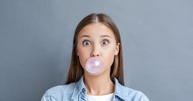Did you know that bubble gum contains plastic?