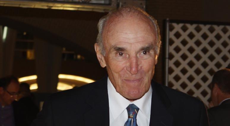 Harry Howell in 2011