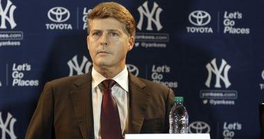Yankees managing general partner Hal Steinbrenner