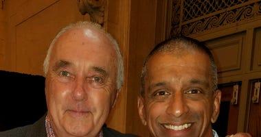 Ed Coleman and Sweeny Murti