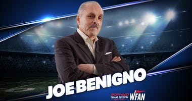 Joe Benigno on WFAN