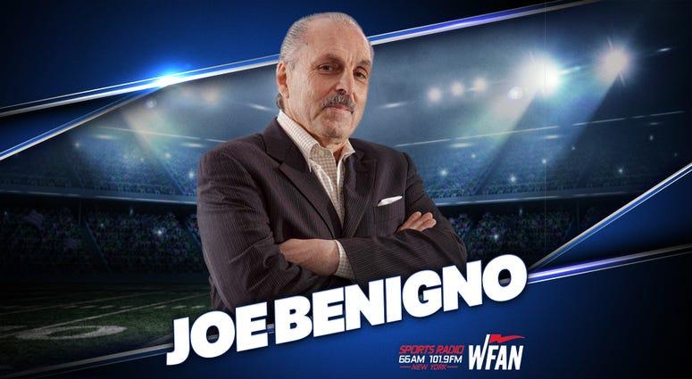 Joe Benigno on WFAN