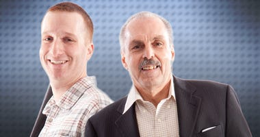 Joe Benigno and Evan Roberts on WFAN