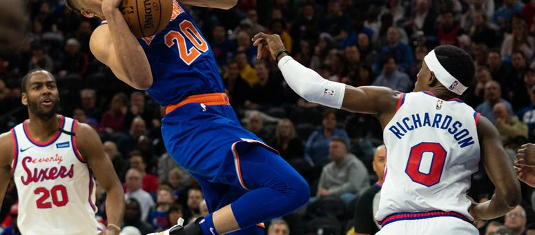 Gio And Jerry Recco: There's No Reason To Watch The Knicks
