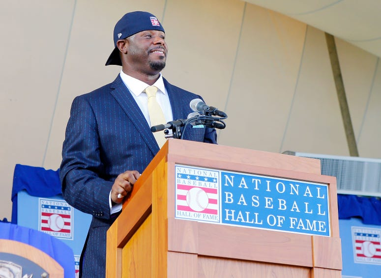 Ken Griffey Jr.'s Hall of Fame Induction
