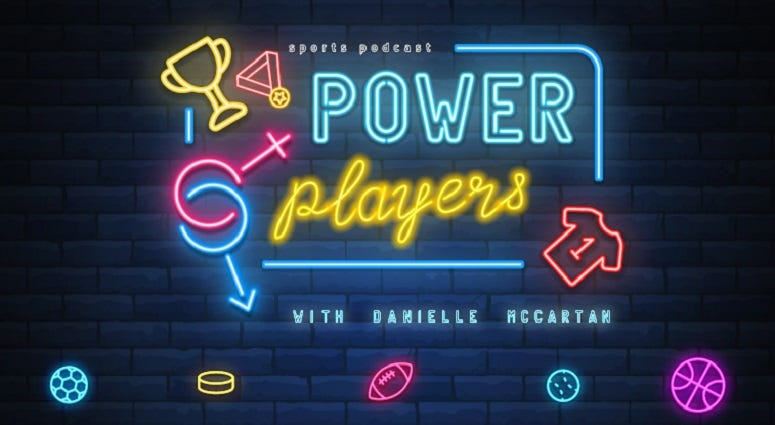 Power Players Podcast Cover