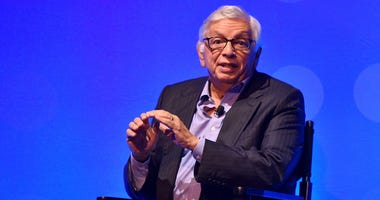 Former NBA Commissioner David Stern speaks onstage at the 2nd Annual NYVC Sports Venture Series: The Future of Sports Digital Media panel on Oct. 1, 2015, in New York City.