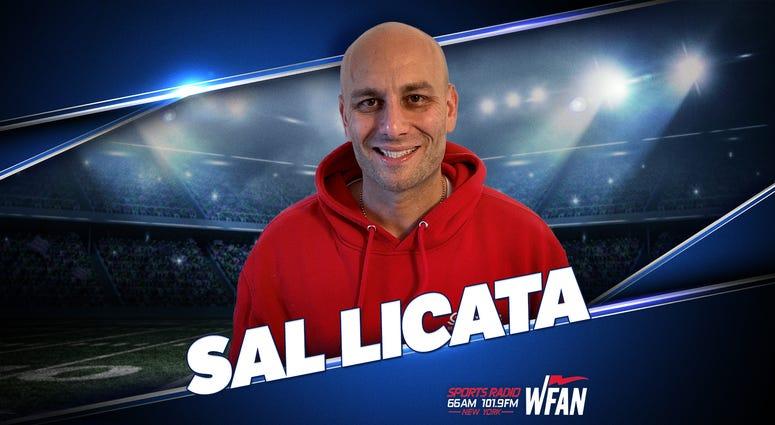 Sal Licata on WFAN