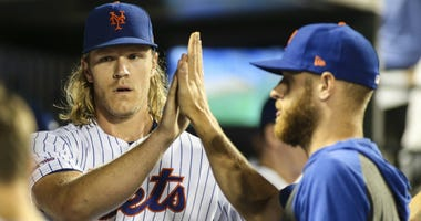 Noah Syndergaard and Zack Wheeler
