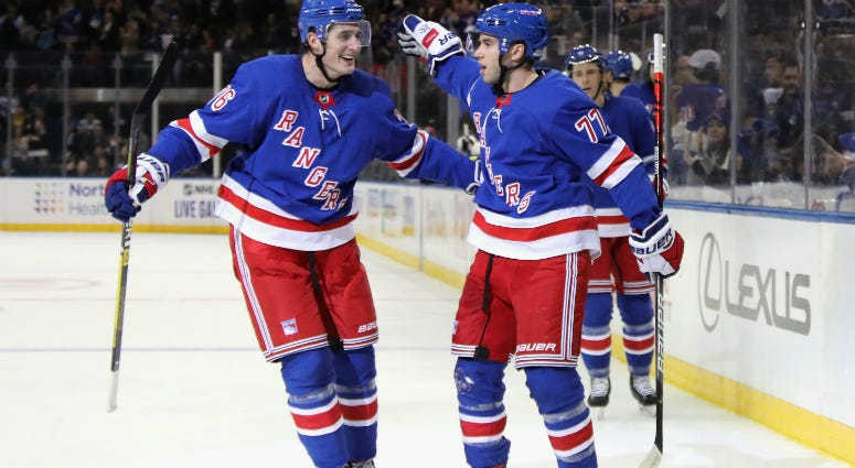 Rangers Tony Deangelo Continuing To Exceed Expectations