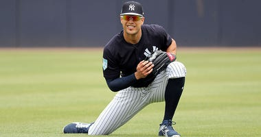 Boone: Stanton Could Probably Play In Games Now