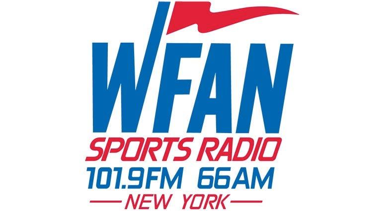 Updated WFAN Show Schedule
