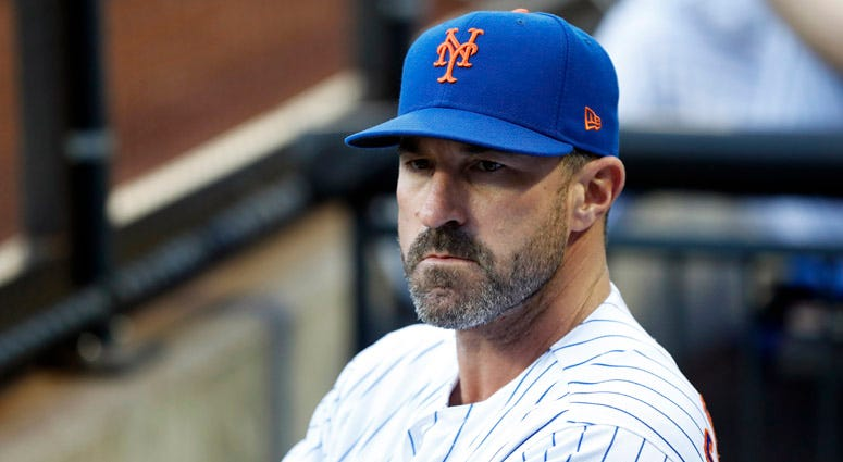 Mets manager Mickey Callaway