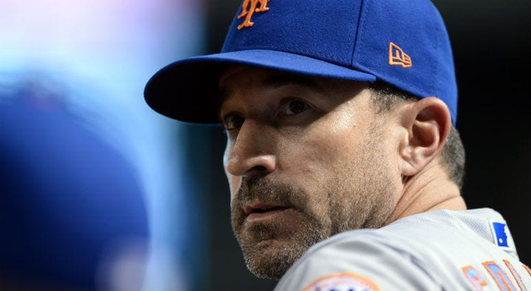 Mets' Mickey Callaway Is Not Equipped To Be A Major League ...