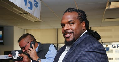 Willie Colon at a NYC charity event.